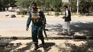 پایان حمله به مرکز آموزش امنیت ملی در کابل با کشته شدن مهاجمان مسلح