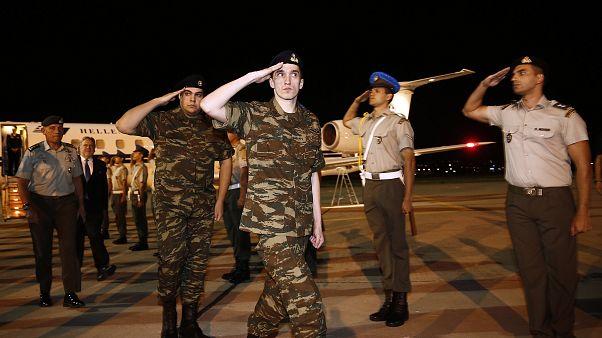Οι διπλωματικοί ελιγμοί πίσω από την απελευθέρωση των Ελλήνων στρατιωτικών