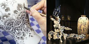An audacious designer meets a centuries-old craft
