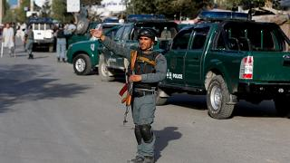 Kabil'de istihbarat servisine saldırı