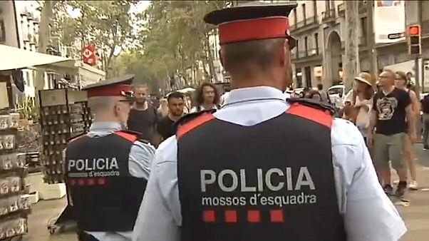 Anschlag von Barcelona: Zeugen erinnern sich