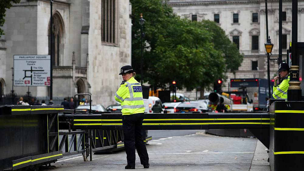 WATCH: UK terror suspect named as calls intensify for a no-car zone around London's parliament.