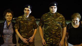 Στέιτ Ντιπάρτμεντ: Χαιρετίζει την επιστροφή των δύο στρατιωτικών