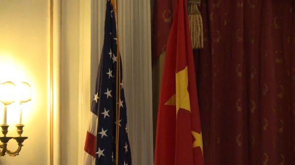 Guerre commerciale : Pékin et Washington renouent le dialogue