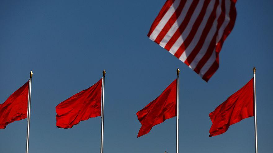 Reunión de China y EEUU para evitar la guerra comercial