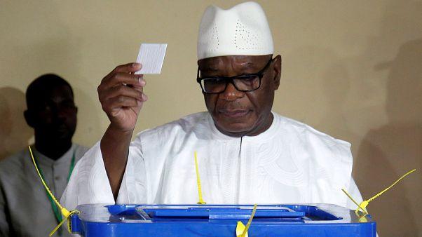 Μάλι: Δεύτερη θητεία για τον Πρόεδρο Μπουμπακάρ Κεϊτά