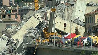 Con il ponte Morandi crolla in Borsa anche il titolo Atlantia
