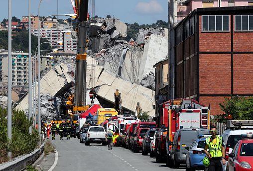 إيطاليا، فرنسا، اسبانيا ودول أخرى ستتأثر من انهيار جسر جنوة