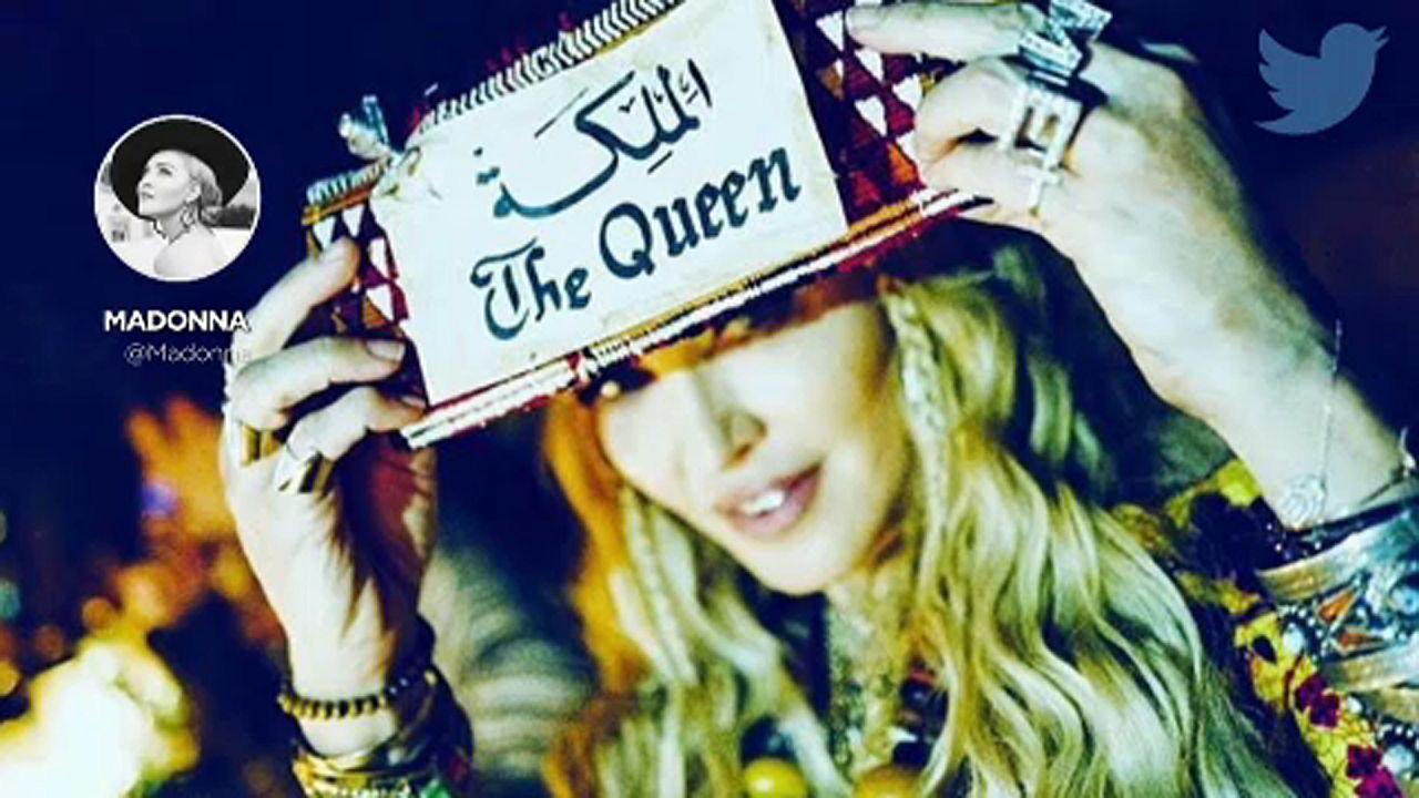 Madonna 60 éves