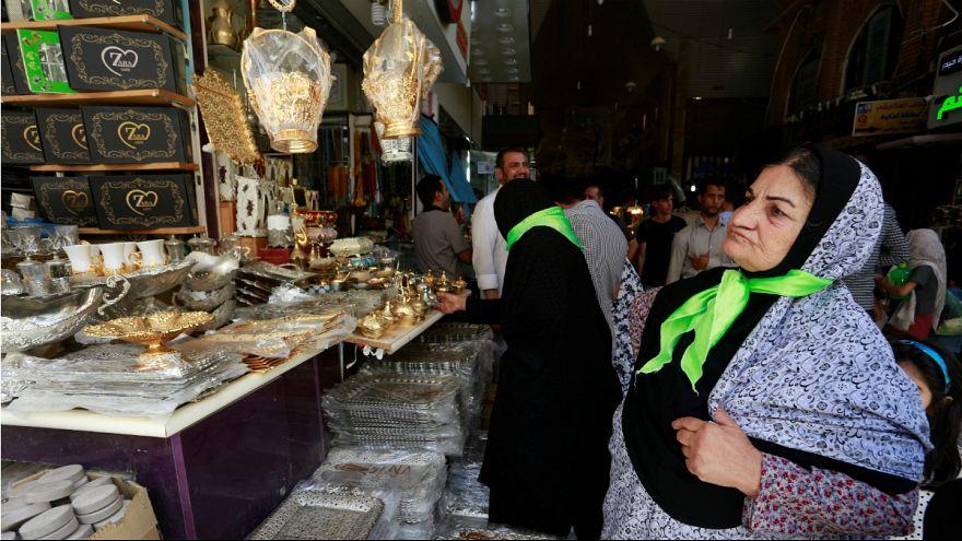 زائر ایرانی در نجف
