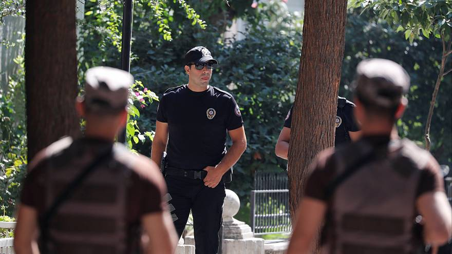 Adıyaman Valiliği: Terör operasyonunda 4 güvenlik görevlisi şehit oldu