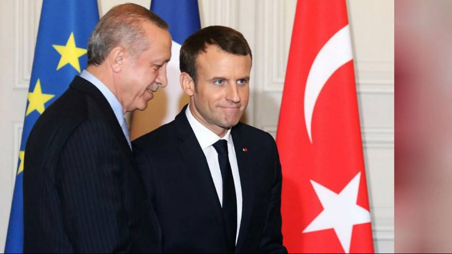 اردوغان در سودای ایجاد جبهه مقاومت در برابر آمریکا؛ ترکیه سرخط خبرهای جهان شد