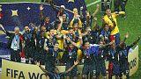 Fransa Milli Takımı 16 yıl sonra FIFA sıralamasında zirveye çıktı