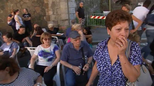 Genua: Hoffen auf ein Wunder