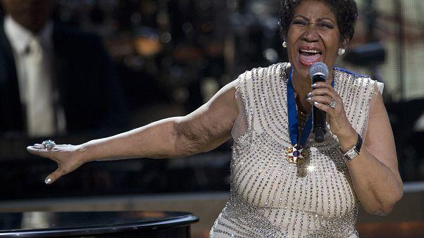 Aretha Franklin im Alter von 76 Jahren gestorben