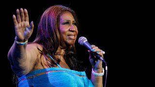 Aretha Franklinre emlékeznek