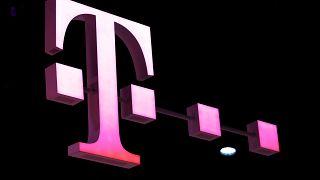 Логотип Deutsche Telekom