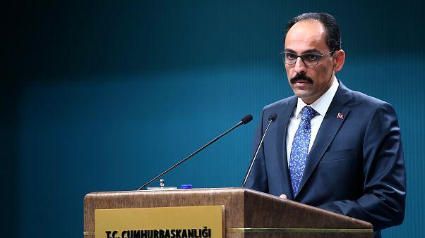 İbrahim Kalın: TL üzerinden yürütülen algı operasyonlarıyla ilgili kanallar kapatıldı