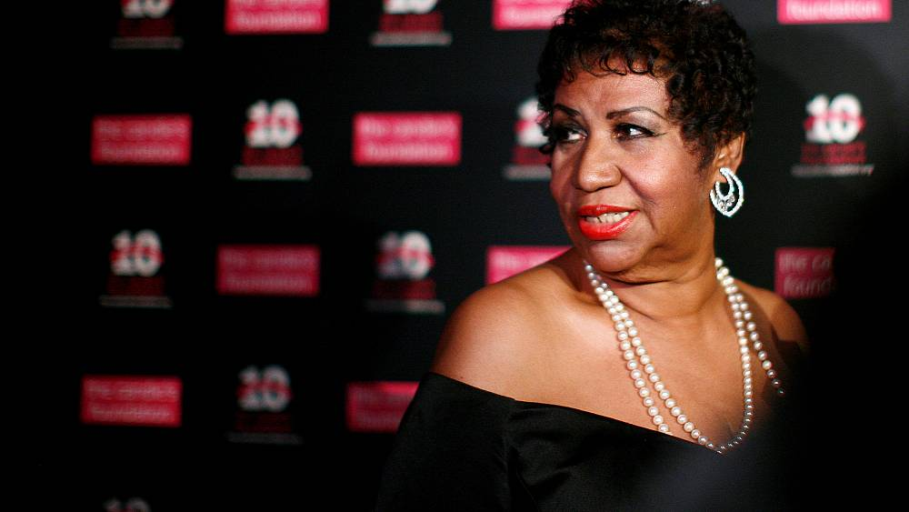 'A blow for everyone who loves real music': tributes pour in for Aretha Franklin