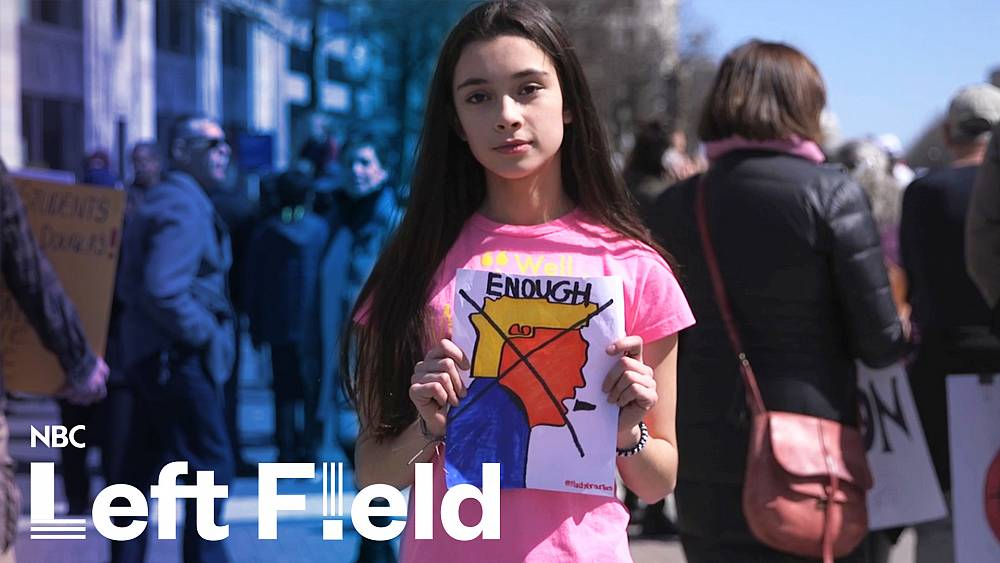 NBC Left Field: Do protest marches really work?