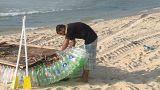 Пластиковые бутылки как средство для пропитания