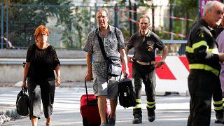 Genova, parlano le autorità