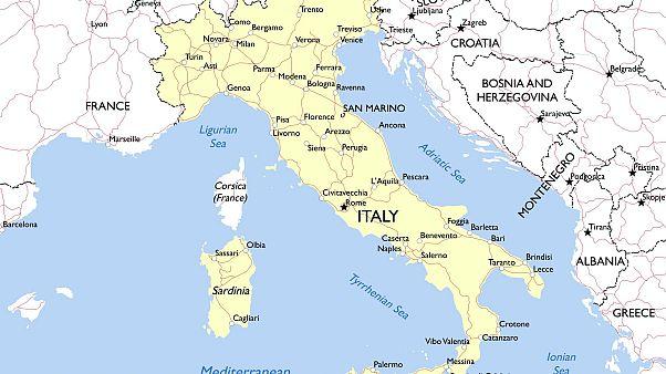 زلزال بقوة 5.2 درجة يضرب جنوب إيطاليا
