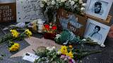 Aretha Franklin's star on Hollywood Boulevard