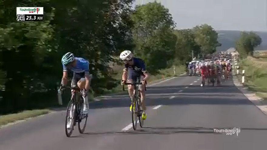 Olasz győzelem a Tour de Hongrie második napján