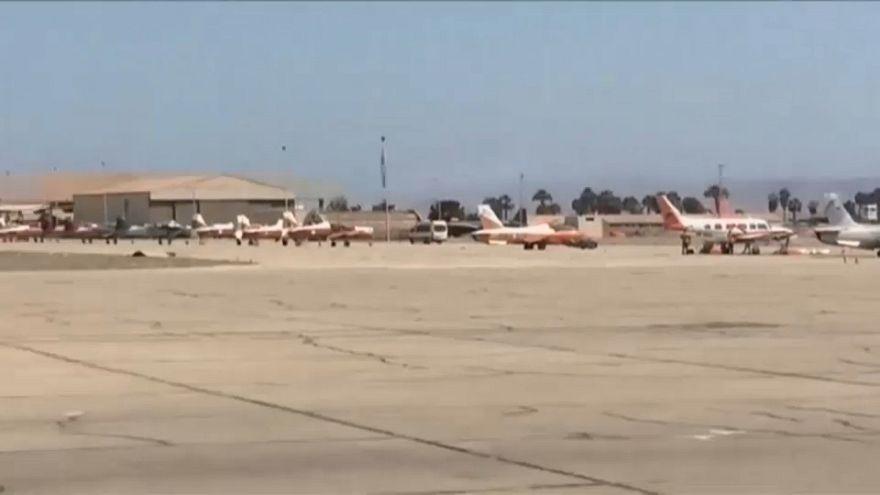 Güney Amerika'da bomba alarmı: 9 uçak acil iniş yaptı