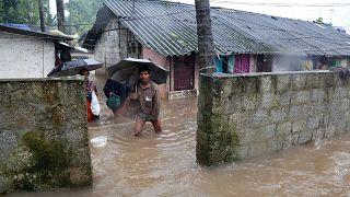 Des inondations meurtrières en Inde