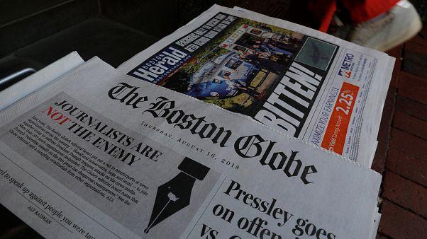 Senado contra Trump na questão dos média