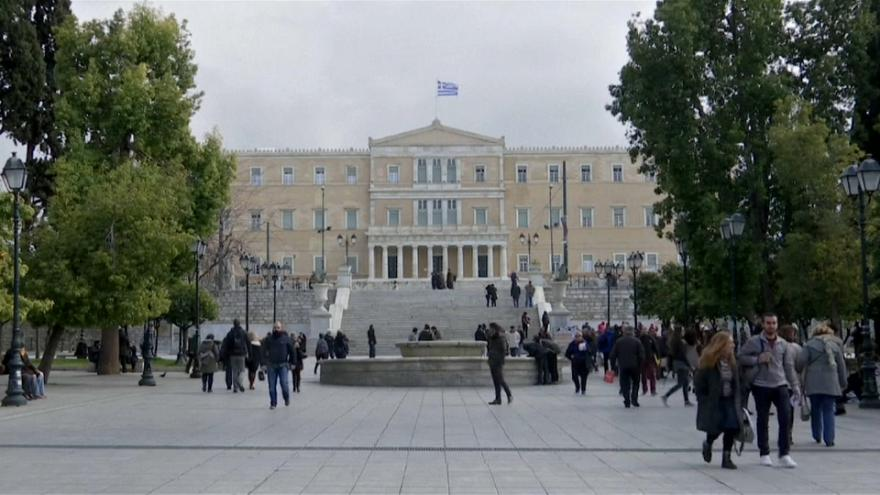 Greece: Bailout exit day looms for the Eurozone's most heavily indebted member state