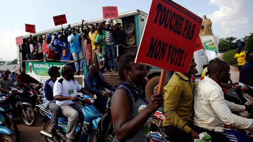 Proteste in Mali - Opposition spricht von Wahlbetrug
