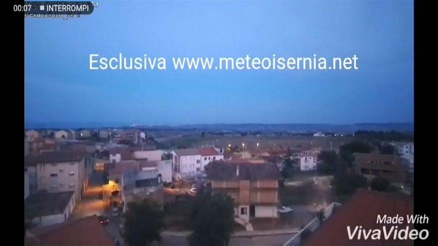 Ismét földrengés volt Olaszországban