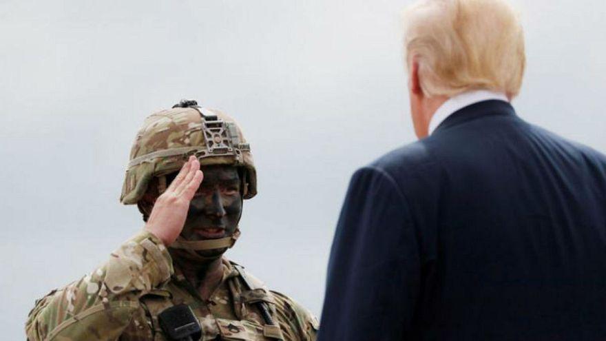 برگزاری رژه نظامی «۹۲ میلیون دلاری» دونالد ترامپ به تاخیر افتاد