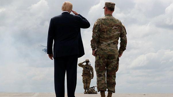 Trump'ın Fransa'dan etkilenip istediği askeri geçit töreni ertelendi