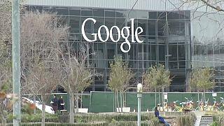 Sansüre tepkili Google çalışanlarından Çin protestosu