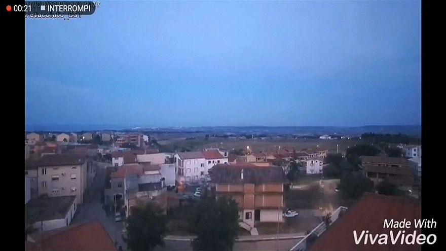 Stärke 5,1: Erdbeben östlich von Rom