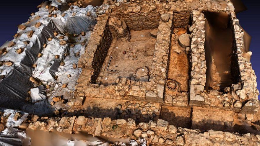 Κύπρος: Νέα ευρήματα στην ακρόπολη της αρχαίας Πάφου