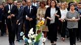 Spain remembers victims of terror attacks