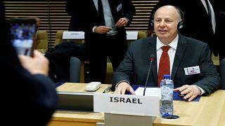 تساحي هنجبي وزير التعاون الإقليمي الإسرائيلي