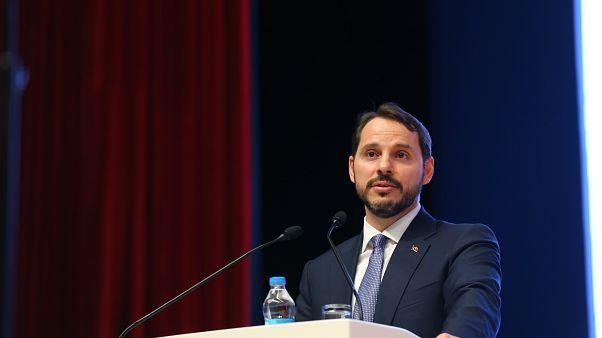 Hazine ve Maliye Bakanı Berat Albayrak reel sektör tedbirlerini açıkladı.