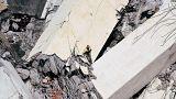 Genua: Wie 7 Personen dem Tod entrinnen konnten