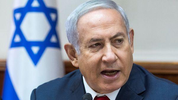 İsrail Başbakanı Benyamin Netanyahu