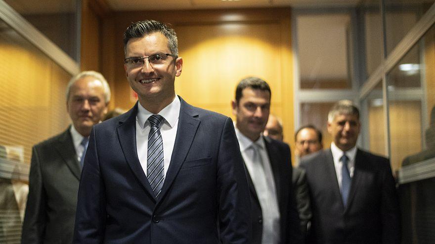 Szlovénia: Marjan Sarec kormányt alakíthat