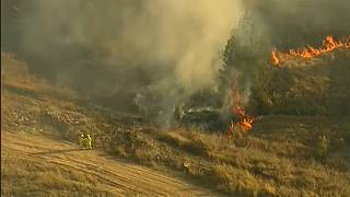 Halálos tűzoltóbaleset Ausztráliában