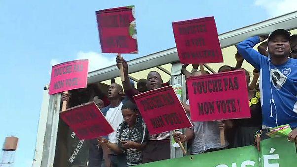 Protestos contra resultado da segunda volta das presidenciais no Mali
