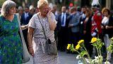 Barcelona: Angehörige gedenken der Opfer
