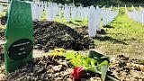 Srebrenitsa'da 8 bin Boşnak 5 günde katledildi. Fotoğraf: Bahtiyar Küçük